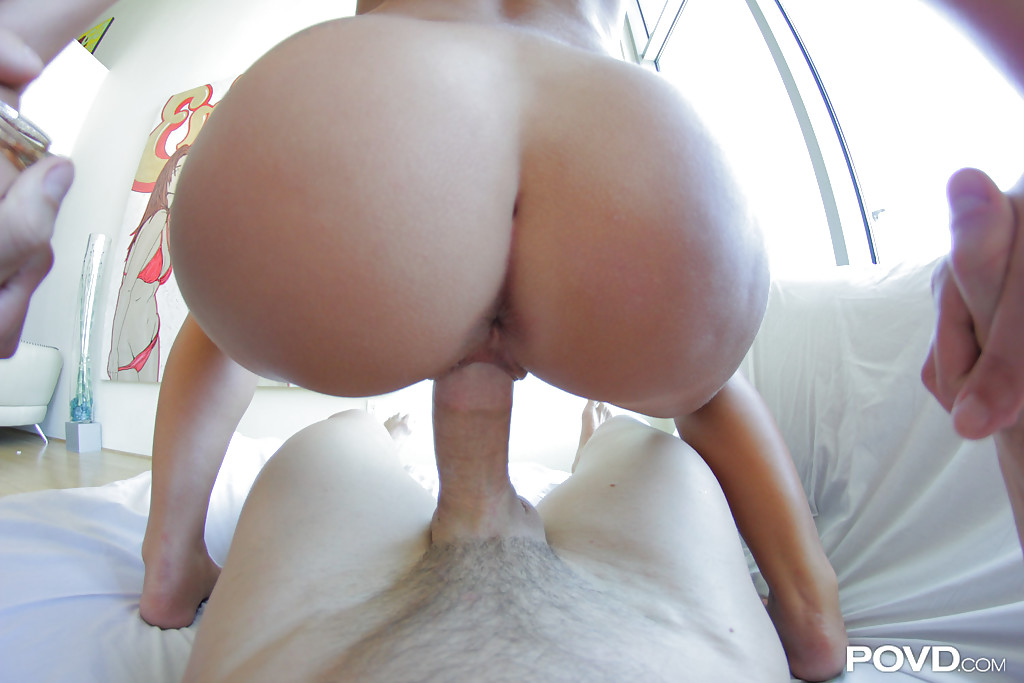 Big tits chick Tucker Starr has her tight ass hole fucked hardcore