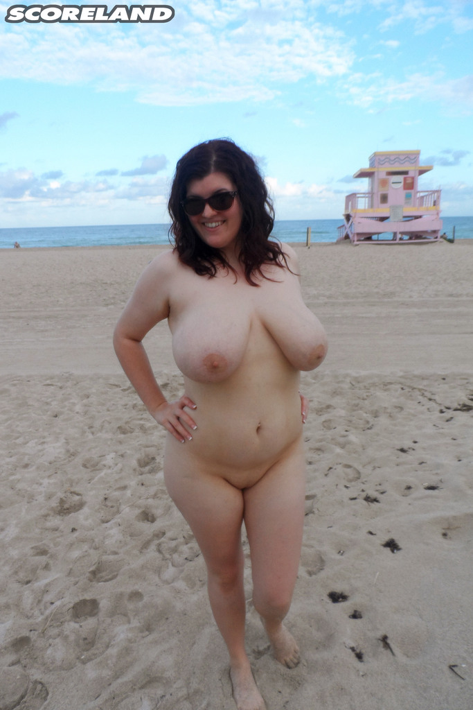 Bbw nude beach girls