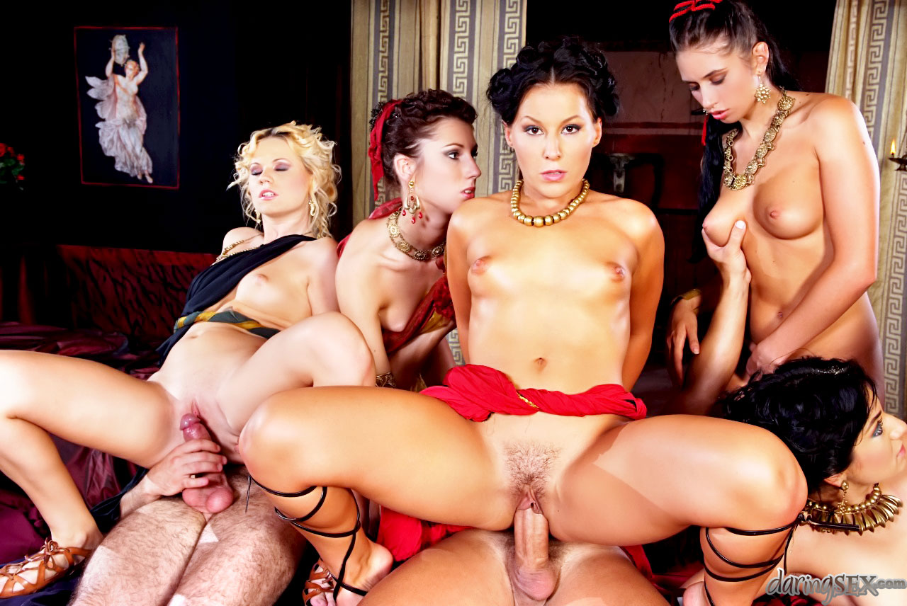 Tied tv reporter orgy porn hollywood sexy