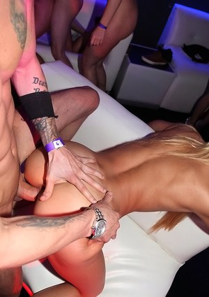 Crazy sluts are having the wildest groupsex party with each other