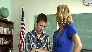 Hot Milf Physics Teacher