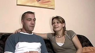 Couple Fucking On Couch - German - Csm