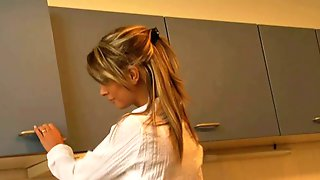 Monika In The Kitchen