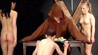 An BDSM Exam
