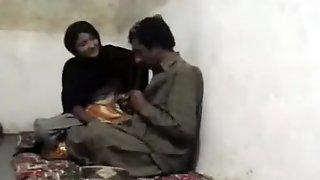 Pakistani Pair Having Sex In Their Village