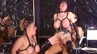 Rather orgy german 90s mature was under