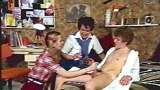 Threesome 80s