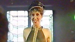 Anita Dobson Strip Dance  NN Nip On