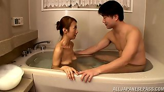 Beautiful Asian Cougar With A Hairy Pussy Enjoying An Awesome Doggy Style Fuck