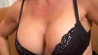 Sexy Smoking Slut 1