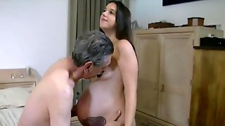 Taboo Secrets #6 (Grandpa Loves Me Pregnant)