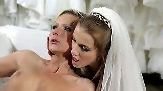 Wedding Threesome