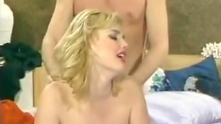 A Very Hot Classic Orgy With Amateur Swingers On Bed