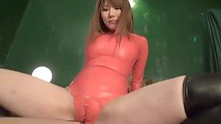 Japanese Girl Rubber Mania