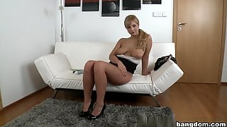 Nathaly In Shy & Beautiful