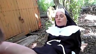 Seems me, xhamster nun clips for that