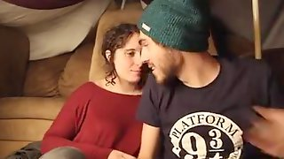 Real Couple Passionate Fuck