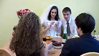 Russian Newlyweds 10