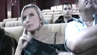 Nikki - Cinema Gropers