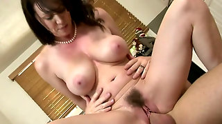 Nasty Brunette Bitch RayVeness Gets Her Juicy Muff Drilled Well