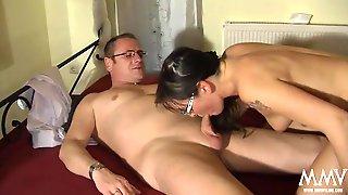 Naked at home masturbate a lot erect
