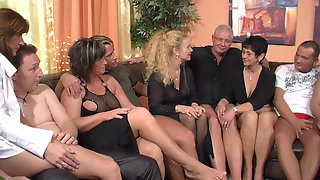 Mature moms orgy xhamster apologise, but
