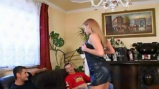MMF anal porno Comment donner le meilleur travail de coup jamais