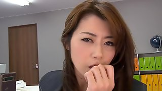 Hottest Japanese Slut Maki Hojo In Fabulous JAV Uncensored Hardcore Scene