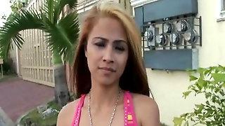 Streetwalker Filipina Fucked