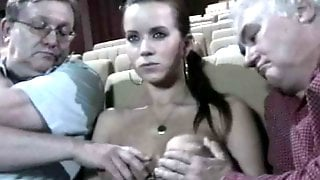 Cinema Groping