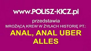 Polish Blond Anal
