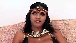 Kristina Milan Hot Arab Girl Gets Fucked Huge Breast