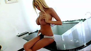 Breathtaking Kimber James Hardcore Scene Clip1