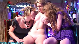 Party Amateur Fingered