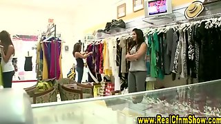 Cfnm Babes Humiliate Loser In Dressing Room