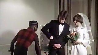 Vintage Wedding Orgy