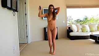 Naked around the house videos