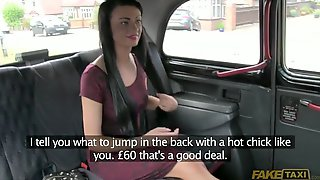 taxi porno Creampie