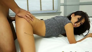 Hot Stepsister Sucking
