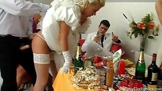 Have hit you porn bride cumshot