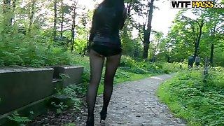 Sex Adventures With Goth Princess