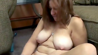 Mature Slut With A Large Booty Is Really Into Her Organic Sex Toys