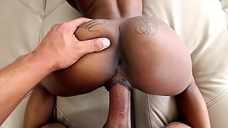 Sarah Banks Fucked In Perfect POV By Guy With Stiff Dick