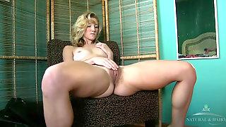 Brooke Johnson In Amateur Movie - AtkHairy