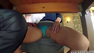 Rich Arab Teen Blacked Hungry Woman Gets Food And Fuck