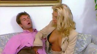 Euro Scene 105 Amazing Blonde