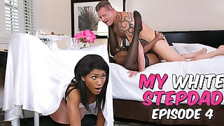 Diamond Jackson & Indigo Vanity & Tony D In My White Stepdad Part 4 - DigitalPlayground