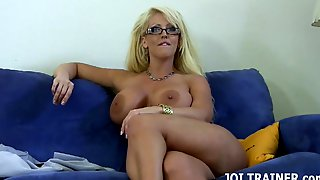 I Am Going To Milk Your Big Balls Dry JOI