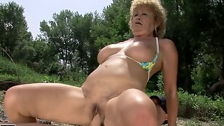 Private naked milf