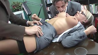 Cock Hungry Blondes Will Do Anything To Bounce On Stiff Rods